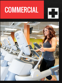 Commercial Gyms, Treadmill, Elliptical Repair